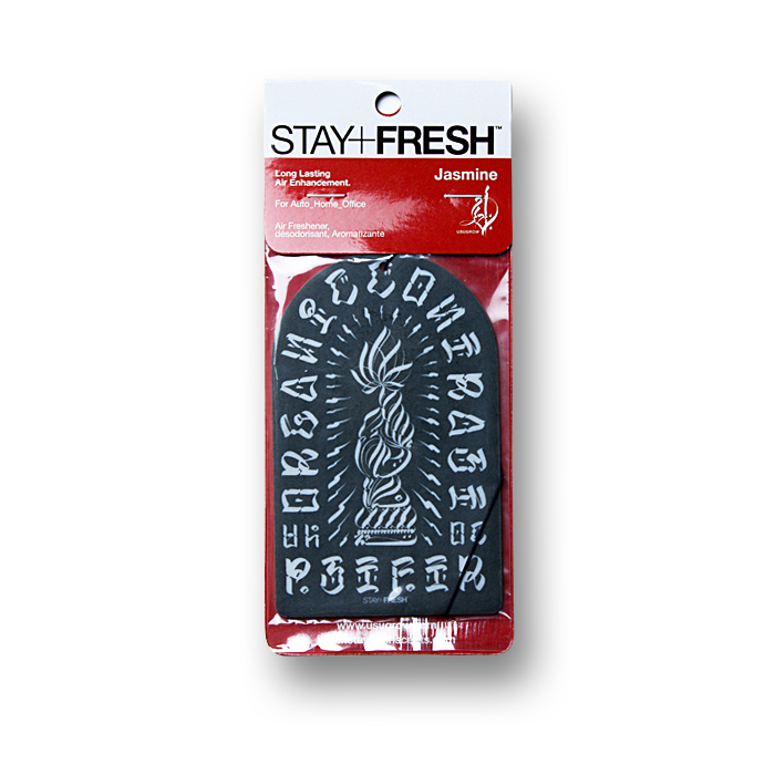 Photo1: STAY FRESH x USUGROW / PST FTR Air Fresheners (1)